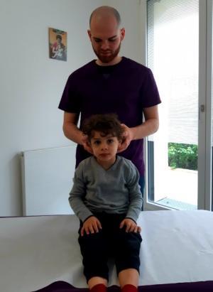 Ostéopathe pour enfant à Levallois-Perret